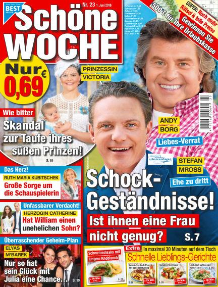 Schöne Woche June 01, 2016 00:00