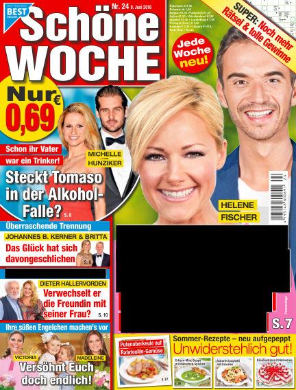 Schöne Woche June 08, 2016 00:00