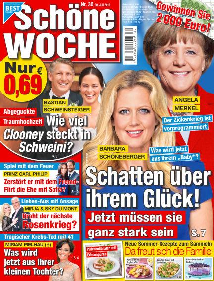 Schöne Woche July 20, 2016 00:00
