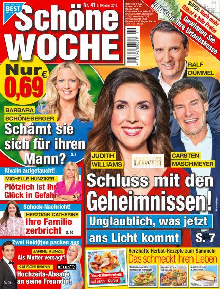 Schöne Woche October 05, 2016 00:00