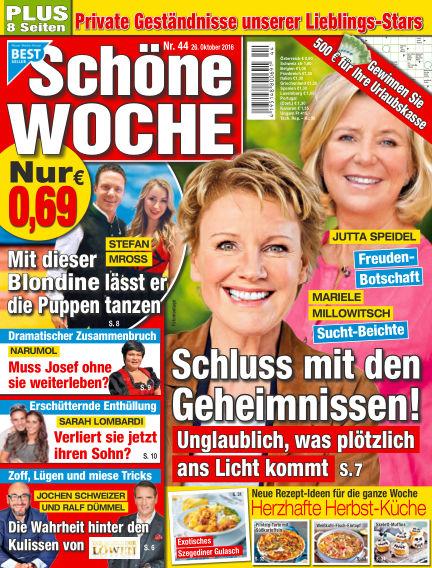 Schöne Woche October 26, 2016 00:00