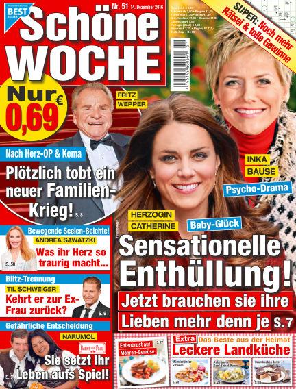 Schöne Woche December 14, 2016 00:00