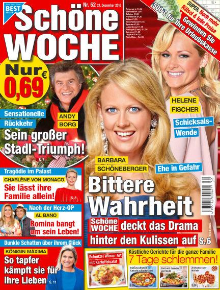 Schöne Woche December 21, 2016 00:00