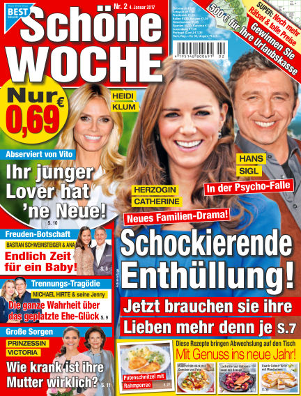 Schöne Woche January 04, 2017 00:00