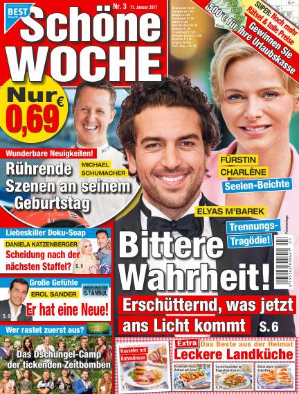 Schöne Woche January 11, 2017 00:00