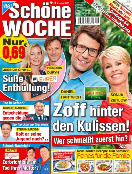 Schöne Woche January 18, 2017 00:00