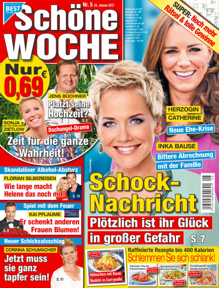 Schöne Woche January 25, 2017 00:00