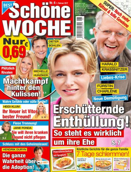 Schöne Woche February 01, 2017 00:00