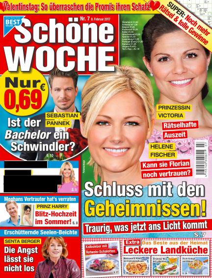 Schöne Woche February 08, 2017 00:00