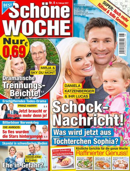 Schöne Woche February 15, 2017 00:00