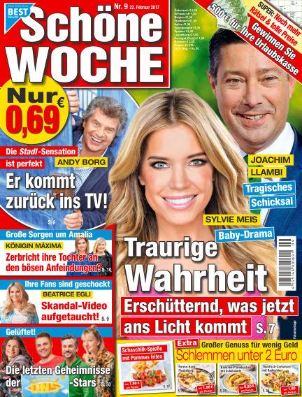 Schöne Woche February 22, 2017 00:00