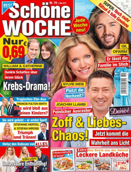 Schöne Woche May 03, 2017 00:00
