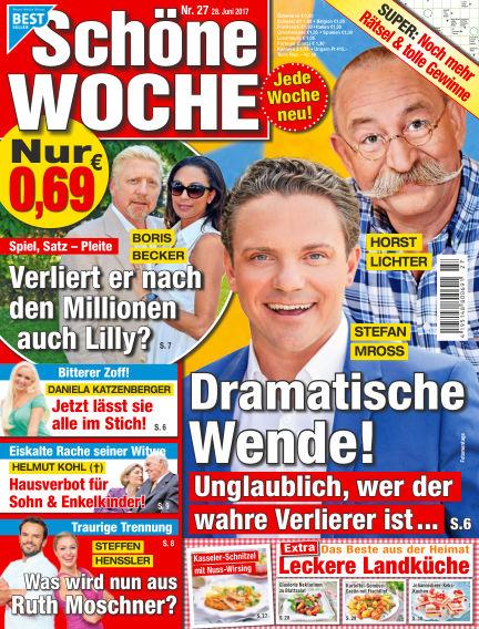 Schöne Woche June 28, 2017 00:00