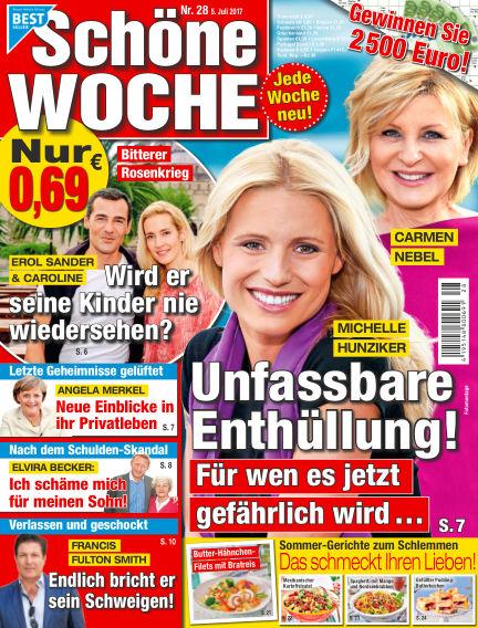 Schöne Woche July 05, 2017 00:00