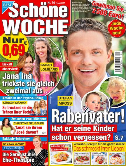 Schöne Woche July 19, 2017 00:00