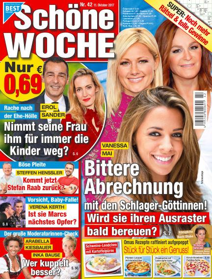 Schöne Woche October 11, 2017 00:00