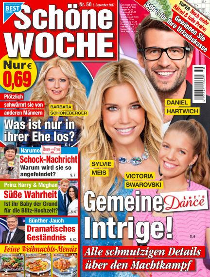 Schöne Woche December 06, 2017 00:00