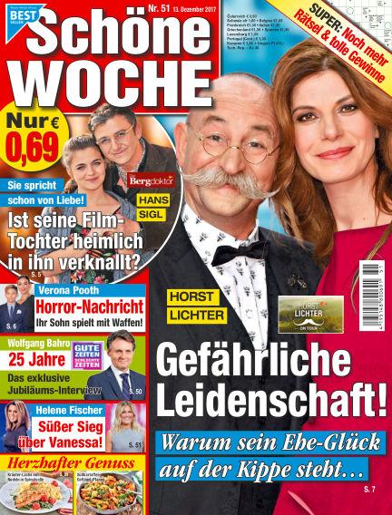 Schöne Woche December 13, 2017 00:00