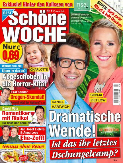 Schöne Woche January 17, 2018 00:00