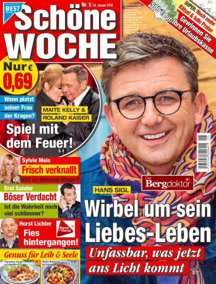 Schöne Woche January 24, 2018 00:00