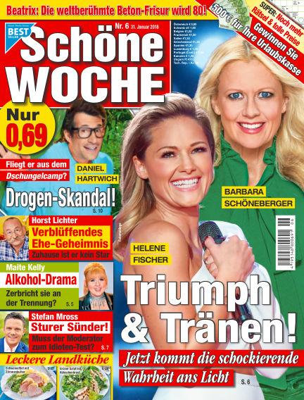 Schöne Woche January 31, 2018 00:00