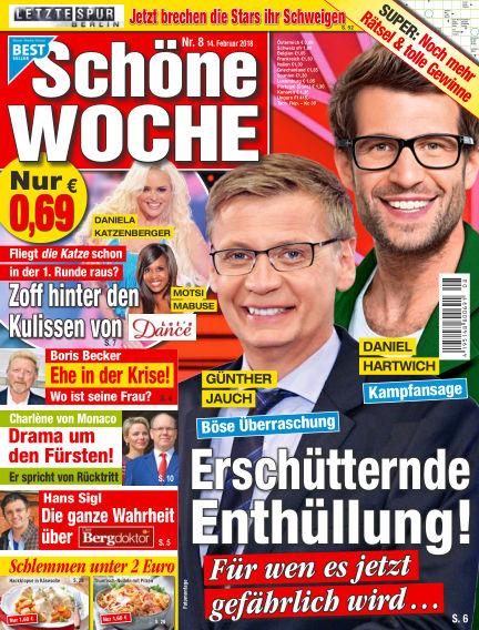Schöne Woche February 14, 2018 00:00