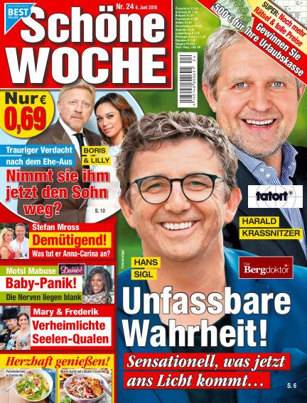 Schöne Woche June 06, 2018 00:00