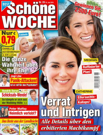 Schöne Woche June 20, 2018 00:00