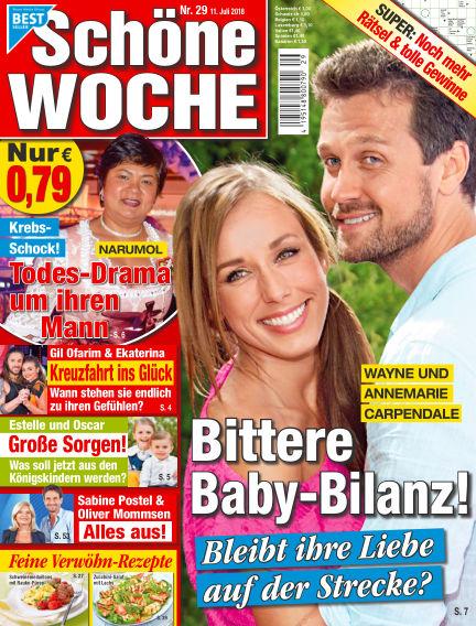 Schöne Woche July 11, 2018 00:00