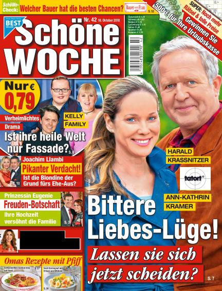 Schöne Woche October 10, 2018 00:00