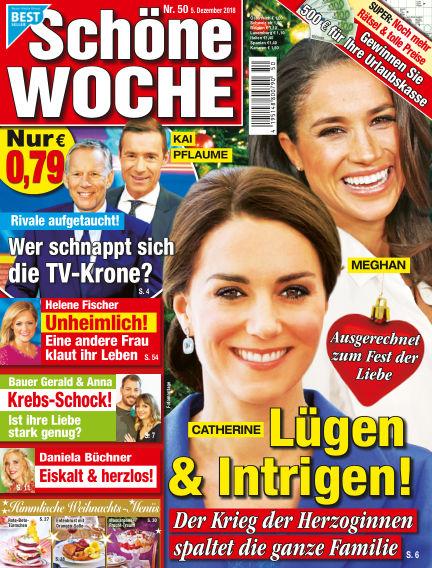 Schöne Woche December 05, 2018 00:00