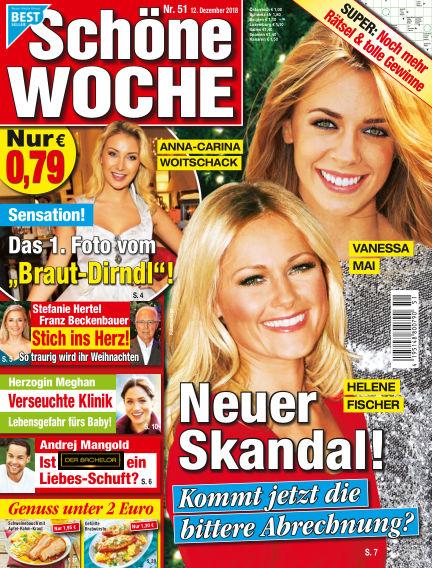 Schöne Woche December 12, 2018 00:00