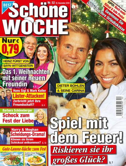 Schöne Woche December 18, 2018 00:00