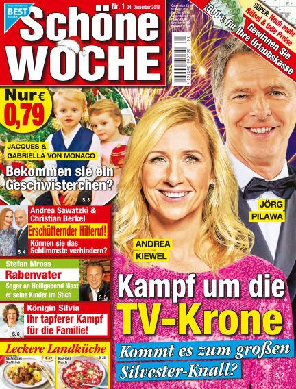 Schöne Woche December 24, 2018 00:00