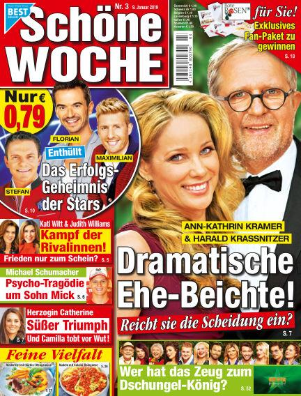 Schöne Woche January 09, 2019 00:00