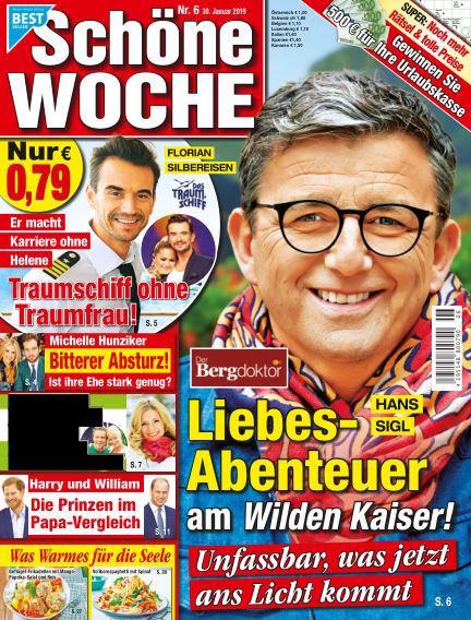 Schöne Woche January 30, 2019 00:00