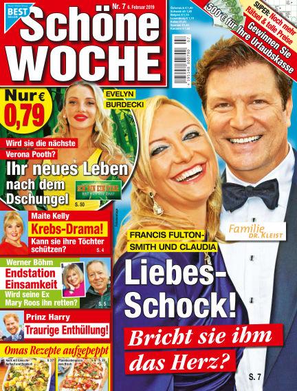 Schöne Woche February 06, 2019 00:00