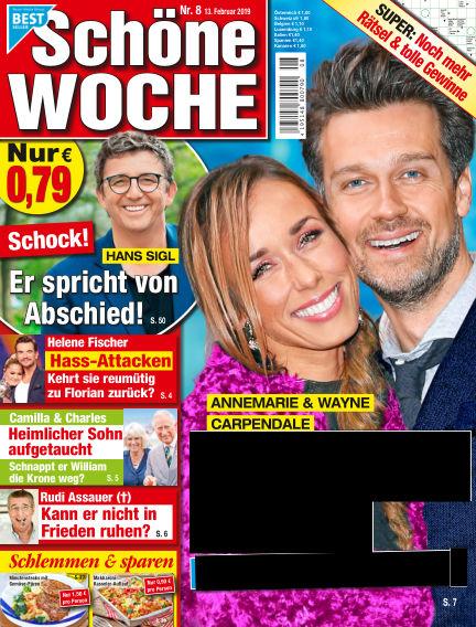 Schöne Woche February 13, 2019 00:00