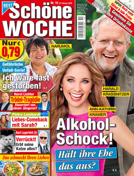 Schöne Woche February 27, 2019 00:00