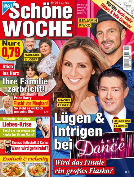 Schöne Woche June 05, 2019 00:00