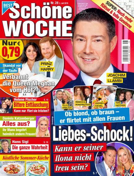 Schöne Woche July 03, 2019 00:00