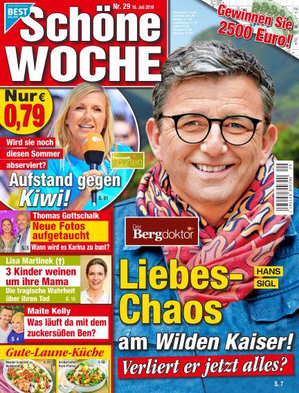 Schöne Woche July 10, 2019 00:00