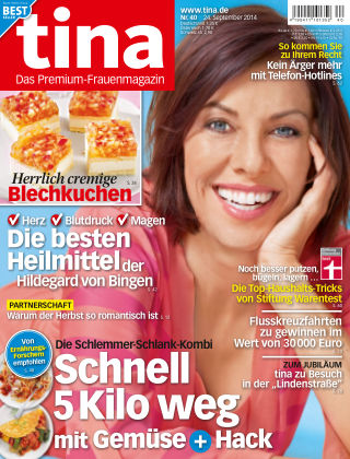 Tina NR.40 2014