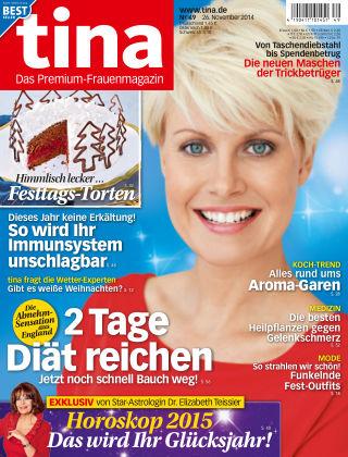 Tina NR.49 2014