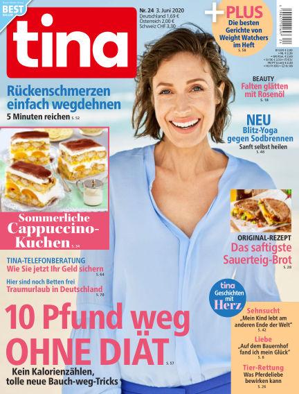 Tina June 03, 2020 00:00