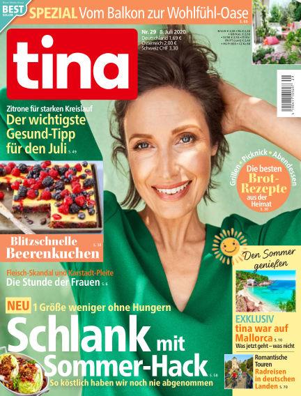 Tina July 08, 2020 00:00