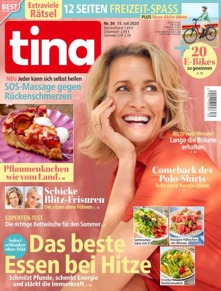 Tina July 15, 2020 00:00