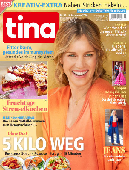 Tina September 09, 2020 00:00