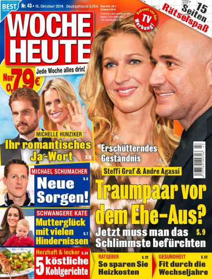 Woche Heute October 15, 2014 00:00