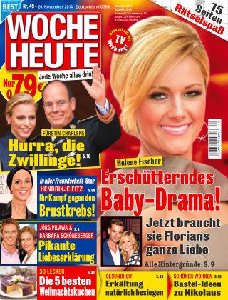 Woche Heute NR.49 2014